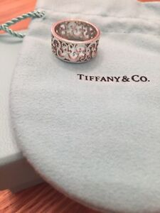 """Tiffany and Co. Authentic """"Enchant""""ring"""