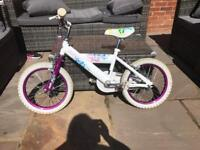Girls Bike 5-7yrs