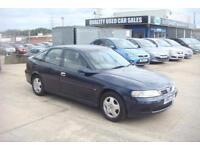 Vauxhall/Opel Vectra 1.6i 16v 2001MY Club