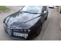 2007 Alfa Romeo 159 JTDM (6 SPEED)