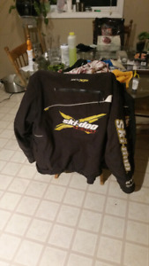 Ski-doo jacket - official issue from factory racing