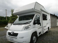 2008 Elddis Sunseeker 130 5 Berth Over Cab Bed End Kitchen Motorhome For Sale