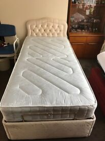 Like new 2months old rise and full electric bed