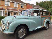 Morris Minor Traveller 1000cc