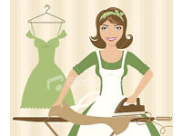 Ironing services in your home