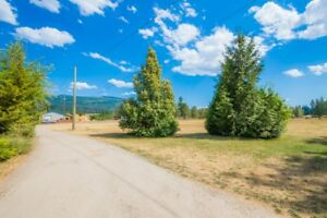 11 ACRES IN SALMON ARM WITH HUGE SHOP