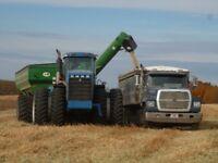 WANTED: Harvest Help near Ituna SK