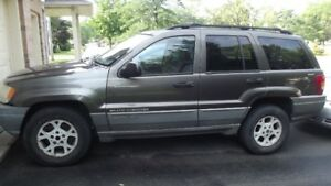 $950 - 1999 Jeep Grand Cherokee Laredo SUV