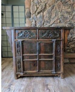Asian antique dresser