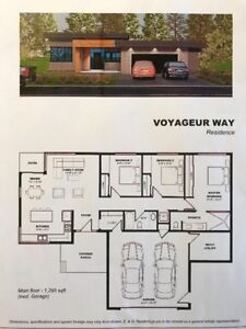 BRAND NEW!! 2 STOREY/BUNGALOW FOR LEASE TO OWN