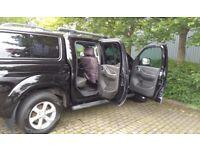 Nissan Navara D/Cab Pick Up Tekna Connect 2.5dCi 190 4WD Van, 2015, 54K miles