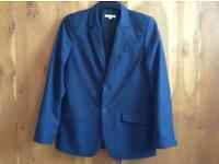 Boys blue blazer.