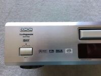 Denon DVD-2200 SACD CD DVD-AUDIO 192KHZ 24 IT DAC HI-END PLAYER SILVER