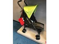 OBaby Stroller pram pushchair complete with rain cover