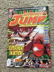 Shonen Jump May 2009