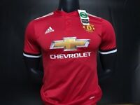 Football Shirts Man Utd Home Shirt Large