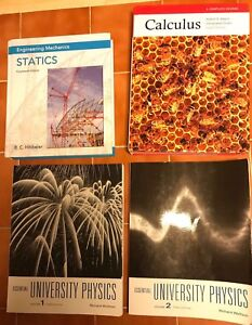 First year western engineering textbooks +