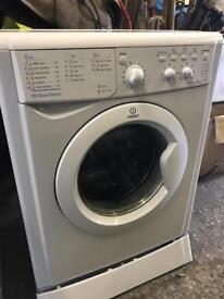 Indesit IWC6105 A class washing machine.