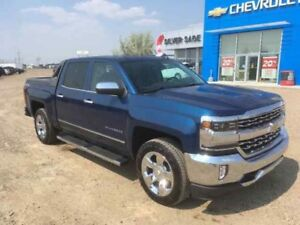 Brand New 2017 Chevrolet Silverado 1500 High Desert Edition