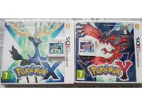 Pokemon X and Y Games for Sale