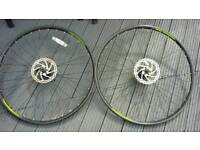 dhv db 28 700c wheels
