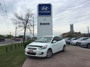 2012 Hyundai Accent GL - WITH CRUISE CONTROL