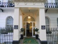 Receptionist/Housekeeper wanted for busy Paddington Hotel - 1 Position £7.65 per hour
