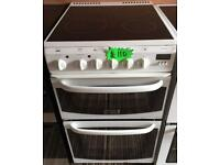 Refurbished Cannon Oakley electric cooker-3 months guarantee!