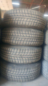 205/55R16 x4 winter tire with TOYATA mags