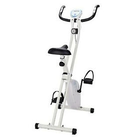 Davina Folding Magnetic Exercise Bike