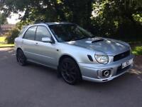2002/52 Subaru Impreza WRX wagon swap px ??