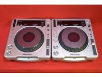 Pioneer CDJ-800 MK2 Pair of Decks £575