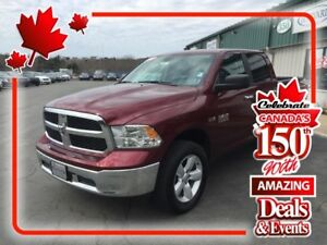 2017 Ram 1500 SLT CREW CAB ( SUMMER SALE!) NOW $32,950