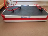 Exercise vibro plate