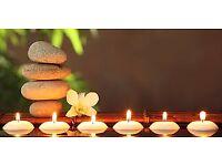 Asian Girl Full Body Relaxing Massage