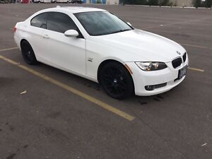 2009 BMW 335i Coupe- All wheel drive