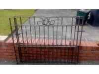 2 x gates