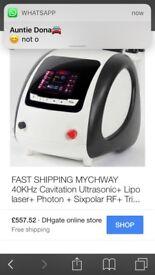 MYCHWAY 40K Cavitation Ultrasonic RF Machine