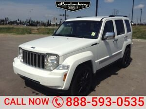 2010 Jeep Liberty 4WD LIMITED Leather,  Heated Seats,  Remote St