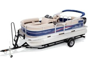 2017 SUN TRACKER® PARTY BARGE® 18 DLX