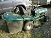 Hater heritage ride on mower