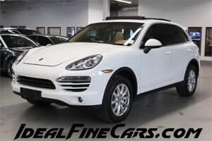 2013 Porsche Cayenne NAVIGATION/PANO/INTELEGENCE PERFORMANCE PKG