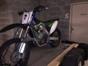 KX450F for sale - $3700 OBO