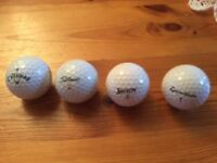 Golf Balls (lake) excellent condition 50 for £10 (all proceeds to Richmond's Hope)