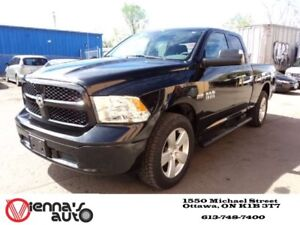 2015 Dodge Ram 1500 ST 4x4 Quad Cab 140 in. WB