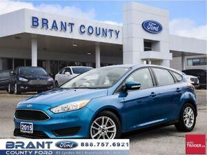 2015 Ford Focus SE - CLEAN CARPROOF!