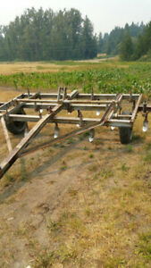 Heavy duty 12ft cultivator