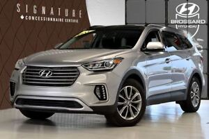 2017 Hyundai Santa Fe XL Luxury 6 PASSAGERS GPS TOIT PANORAMIQUE