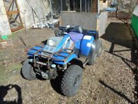 Polaris DBAT 6x6 Diesel ATV