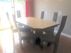 Table de cuisine (nego)